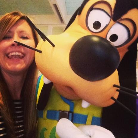 Me & Goofy