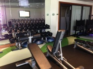 Senses Spa - fitness center