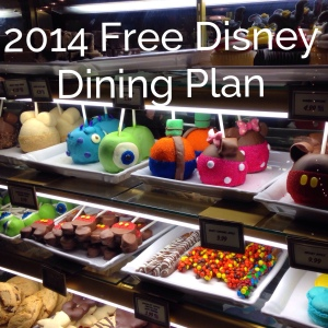 2014 Free Dining Pic
