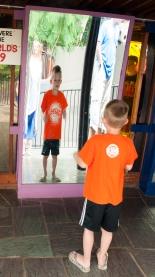 Fun mirrors!